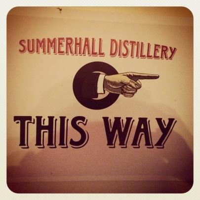 Summerhall Dsitillery